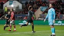 Tekuk Bristol, ManCity ke Final Piala Liga Inggris