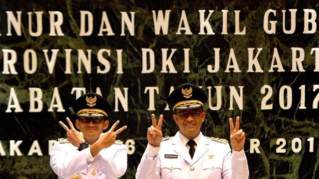 Program KJS Plus Milik Anies-Sandi Terancam Gagal