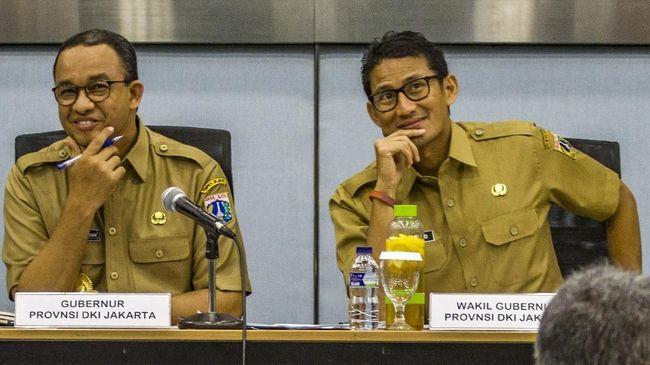 Sandi Akui Anies Kian Kuat Dampingi Prabowo di Pilpres 2019