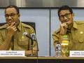 Anies-Sandi Umumkan Pencopotan Tiga Kepala Dinas Usai Lebaran