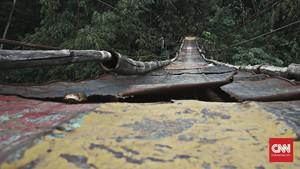 Korban Tewas Jembatan Putus di Bengkulu Capai 10 Orang