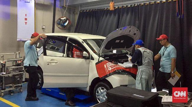 Rogoh Rp69 Ribu untuk 21 Titik Pengecekan Mobil Pasca Mudik