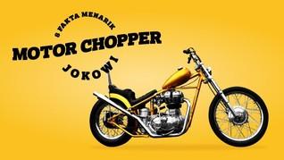 8 Fakta Menarik Motor Custom Jokowi