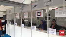 Hampir Enam Ribu Tiket Terjual di Hari Kedua Indonesia Master