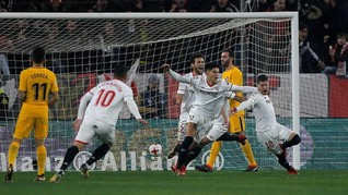 Sevilla ke Semifinal Copa del Rey Usai Singkirkan Atletico