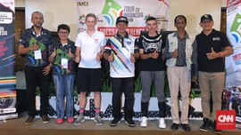 Tour de Indonesia 2018 Digelar dari Prambanan ke Denpasar