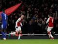 Arsenal ke Final Piala Liga Berkat 'Kesialan' Bek Chelsea