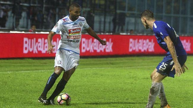 Kalahkan Persebaya 2-0, Arema ke Final Piala Gubernur Kaltim
