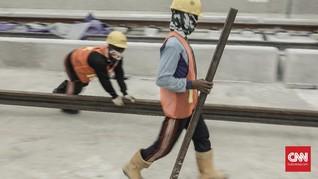 Dari 8 Juta, Hanya 700 Ribu Pekerja Konstruksi Tersertifikasi