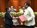 Jokowi dan Presiden Sri Lanka Bahas Kerja Sama Infrastruktur