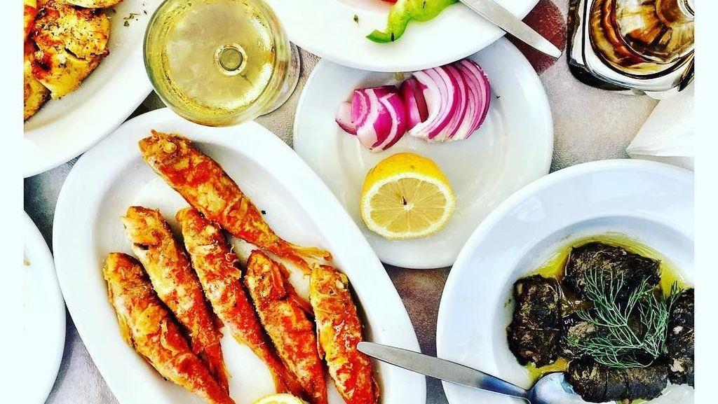 Foto: Hari Gizi Nasional, Intip Menu Makan Sehat Para Selebritis