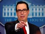 AS Dukung Pelemahan Dolar dan Perdagangan Protektif