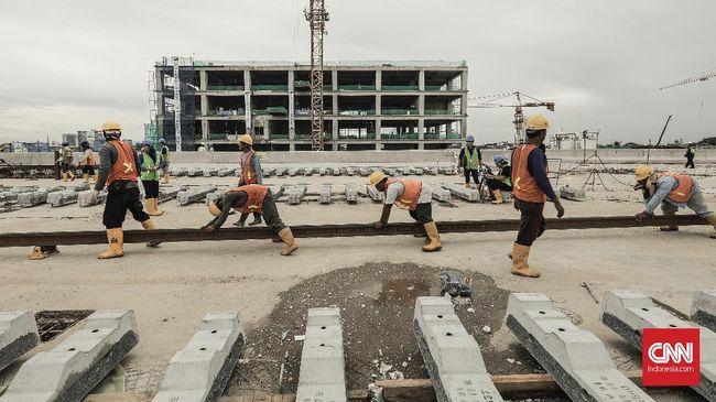 Infrastruktur Jokowi Bikin Kantong BUMN Karya 'Bolong'