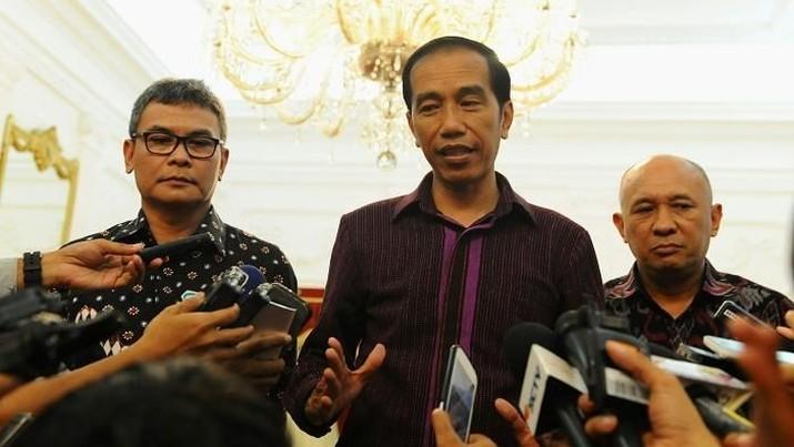 Jokowi Lantik 5 Dubes, Dari Maroko Hingga Korea Utara