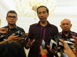 Jokowi: Saya Tidak Pernah Memberi Lahan untuk Perusahaan