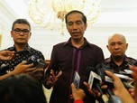 Naik Rp 5 Juta, Jokowi Bayar Zakat Rp 55 Juta di 2019