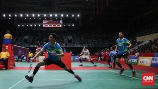 Kalahkan Ahsan/Hendra, Fajar/Rian ke Final Jerman Terbuka