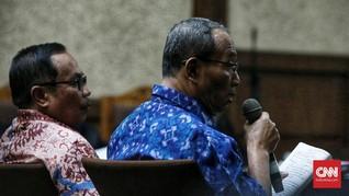 MA Perberat Hukuman Dua Terdakwa Korupsi e-KTP Jadi 15 Tahun