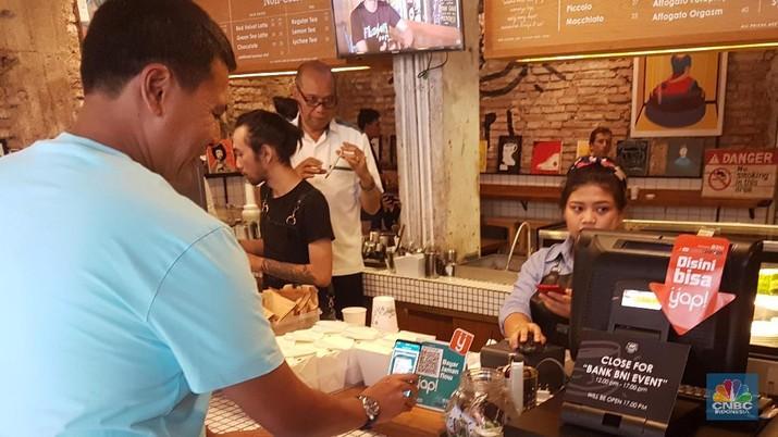 BNI Jadi Bank Pertama Punya 'QR Code' Lewat YAP