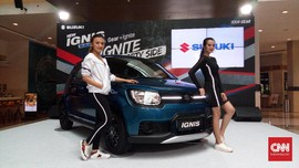 Suzuki Ignis Sport Edition Goda Anak Muda