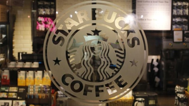 Saham Starbucks Corporation di Bursa Nasdaq sudah terjungkal.