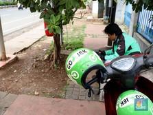 'Tak ada Alasan Lagi Ojol Mangkal di Sudirman-Thamrin'