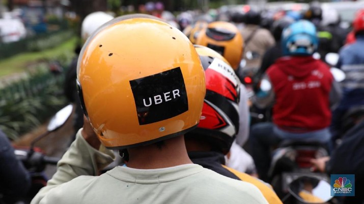 Resmi! Uber Merger Bisnis Asia Tenggara Dengan Grab