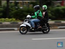 Driver Sambut Baik Tranportasi Online Berpelat Merah