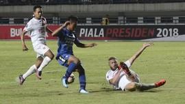 PSM vs Persib: Pertaruhan Puncak Klasemen Liga 1 2018