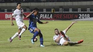 Live Streaming Persib Bandung vs PSM Makassar
