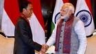 PM India ke Jakarta, Perkuat Kemitraan Strategis