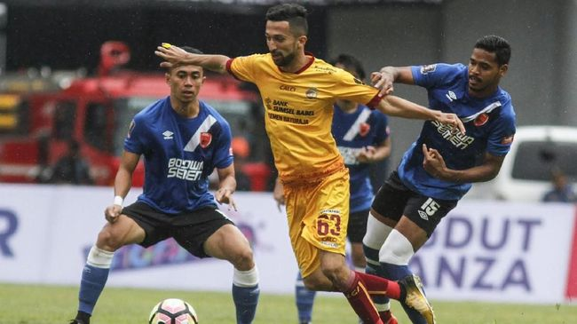 Diimbangi Barito, PSM Makassar Gagal Puncaki Klasemen Liga 1