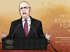 Ribuan Tokoh Dunia Hadiri WEF, 20 dari Indonesia