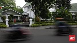 Rumah Dinas Gubernur DKI Disebut Sudah Lama Belum Direnovasi