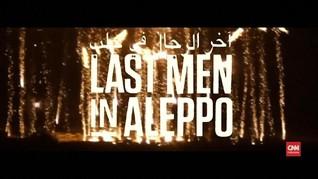 VIDEO: Suara Perjuangan Suriah dalam 'Last Men in Aleppo'