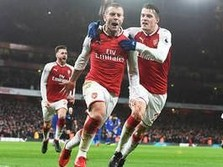 Arsenal, Atletico Madrid, dan PSG 'Tarung' di Singapura