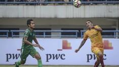 Sriwijaya FC Kalahkan Arema, Jumpa Bali United di Semifinal