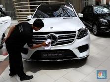 Mercedes-Benz Laku Terjual 4.722 Unit Sepanjang 2017