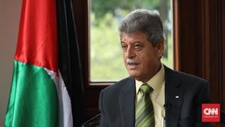 Palestina Harap Indonesia Buka Kedutaan di Yerusalem