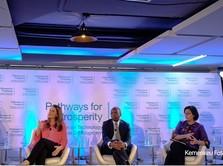 Sri Mulyani dan Melinda Gates Kerja Sama Bantu Negara Gaptek