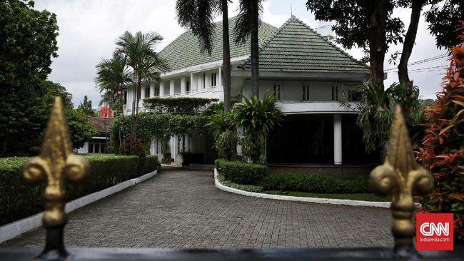 Pemprov Anggarkan Rp2,4 M untuk Renovasi Rumah Dinas Anies