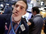 Stimulus Belum Deal, Wall Street Menunjukkan Tanda Koreksi