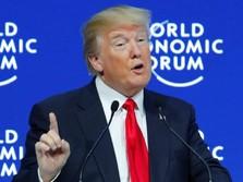 Simak! Pernyataan 'Perang' Trump yang Picu Kehebohan di AS