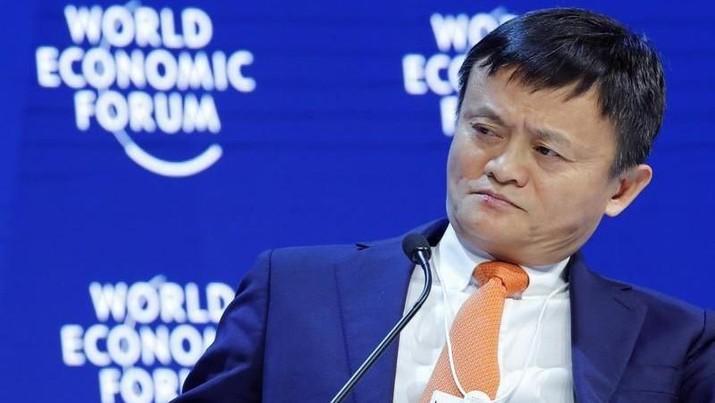 Jack Ma Chairman Alibaba Group