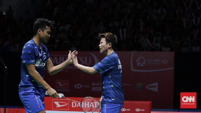 Tontowi/Liliyana ke Final Indonesia Masters 2018