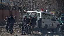 Bom Truk Pendingin Meledak di Dekat RS Suriah, 11 Orang Tewas