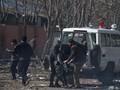 Taliban Bom Konvoi AS di Afghanistan, Beberapa Orang Terluka