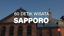 VIDEO: 60 Detik Wisata Sapporo