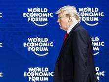 Wall Street Jatuh Parah, Ini Respons Pemerintahan Trump