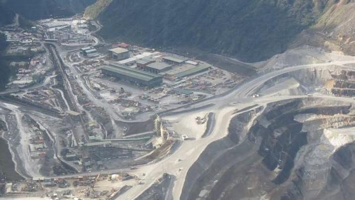 Freeport Kantongi Rekomendasi Ekspor Konsentrat Hingga 2019